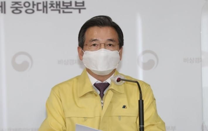 """시장 경계가 모호하다 … 김용범 차관 """"시장 흐름을 반영한 노동법 개선 논의"""""""